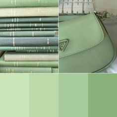 click through to our post for green palette hex codes, wallpapers, and more! Green Colour Palette, Green Colors, Color Palettes, Aesthetic Pictures, Wallet, Hex Codes, Wallpapers, Bags, Aesthetic Images