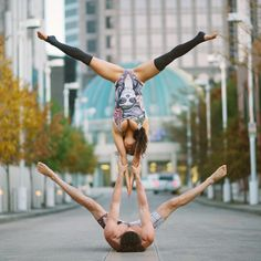 Acro at its finest!