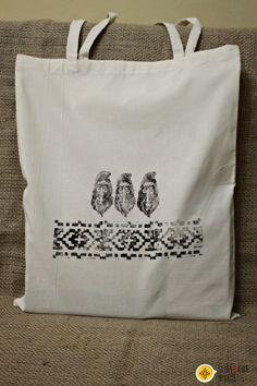 Șezătoarea Urbană Reusable Tote Bags, Urban, Accessories, Jewelry Accessories
