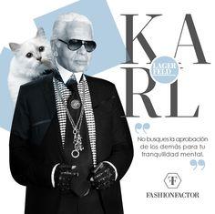 Viernes en la vida de un famoso. Karl Lagerfeld, el diseñador excéntrico, talentoso y viajero se fue a Cuba a mostrar una de sus colecciones. ¿Quieres ver su propuesta en el Caribe? Fashion Factor, porque lo tropical es fascinante.