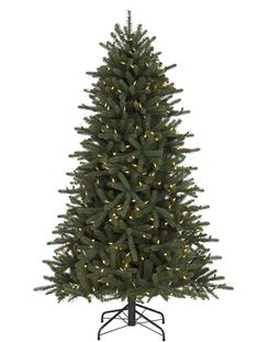 Grandview Fir Slim Christmas Tree   #BalsamHill