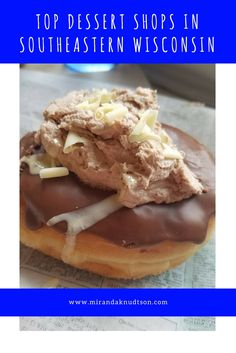 Top places to get a sweet treat in #Milwaukee, #Kenosha, #Racine, #Wisconsin in the United States.