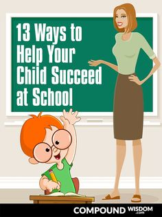 It makes sense to help your child do well at school. Most parents want to get more involved in their child's education, but may not be sure how to begin. Get your children ready to perform like heroes in school with these recommended tips  #parentingtips #blog
