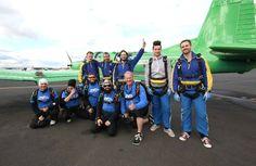 """ skydiving in melbourne"