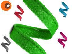 Paspelband - 5 m Paspelband, 20 Farben zur Auswahl - ein Designerstück von NI-KO bei DaWanda