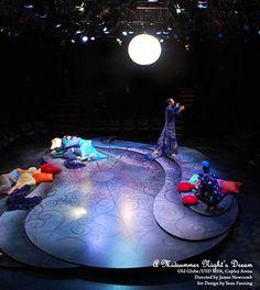 Midsummer Nights Dream Set design - Google Search