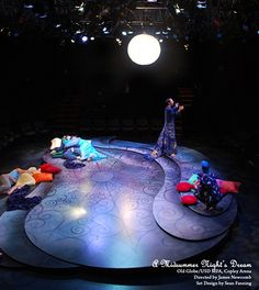 Midsummer Nights Dream Set design - Google Search