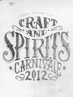 Joel Felix | Craft & Spirits Carnival Sketch