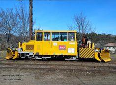 """[Reportage] Draisine DU 65 CN """"SNCF Réseau"""" à Neussargues - Le Rail Ussellois"""