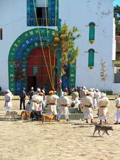 San Juan Chamula, Chiapa, Mexico