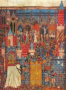 Siege of Jerusalem (1099) - Wikipedia, the free encyclopedia