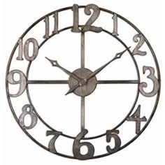 large wall clock - Google Search
