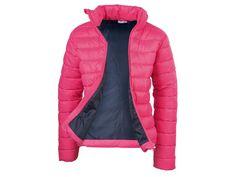 Gyermek thermo dzseki -  Kellemesen könnyű, vízálló, meleg dzseki állógallérral vagy kapucnival Víz-