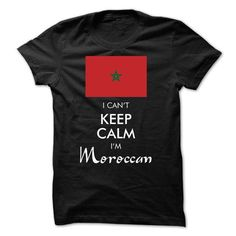 I Cant Keep Calm .. Im Moroccan - #hoodie upcycle #sweater skirt. FASTER => https://www.sunfrog.com/Funny/I-Cant-Keep-Calm-Im-Moroccan.html?68278