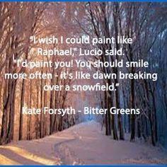 Kate Forsyth - BITTER GREENS