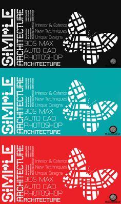 simple architecture logo design, by Alaa Ghatrof