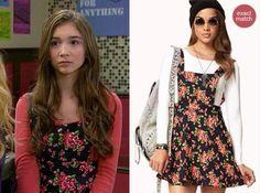 I love the dress of riley in girl meets world Rowan Blanchard <3