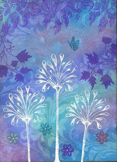 Buds and Blooms - Scrapbook.com