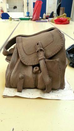 Clay bag I'm currently making
