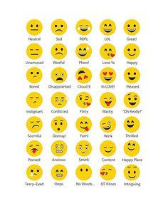 Über tastatur smiley kuss So erstellen