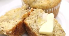 Banana muffins are delicious and this recipe is the best! Food N, Food And Drink, Tim Hortons, Biscuits, Mashed Potatoes, Banana Bread, Recipies, Brunch, Cooking