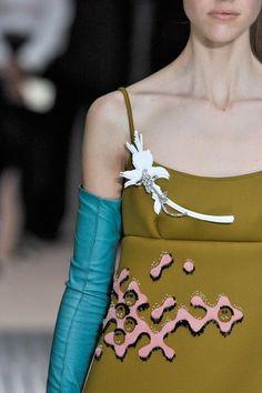9 Super-New Bag, Shoe, & Accessories Trends #refinery29  http://www.refinery29.com/new-fall-2015-jewelry-trends#slide-24  Prada