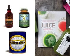 We've rounded up 15 tools, products and books that will show you how to detox better daily...