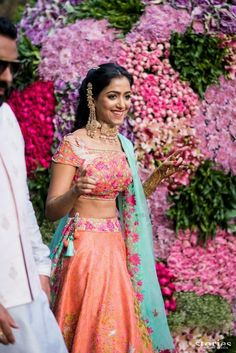 A Grand Delhi Wedding With A Hard-To-Ignore Mehendi Outfit! Indian Wedding Planning, Indian Wedding Outfits, Perfect Wedding, Dream Wedding, Mehndi Outfit, Wedding Story, Wedding Ideas, Trendy Wedding, Groom Wear
