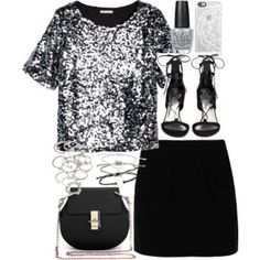 Outfit for New Year's Eve