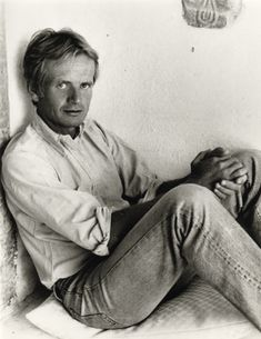 Jane Bown, PORTRAIT OF BRUCE CHATWIN (n.d.). Courtesy of Jane Bown/Trevillion Picture Library.