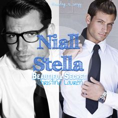 Niall Stella, Beautiful Secret by Christina Lauren [Model: Steve Boyd]