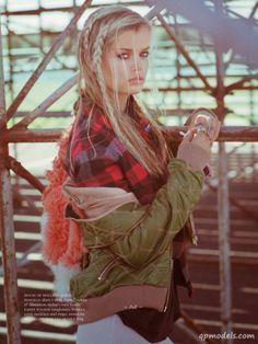 Frida Aasen for Russh Magazine (January 2014) - http://qpmodels.com/european-models/frida-aasen/4965-frida-aasen-for-russh-magazine-january-2014.html
