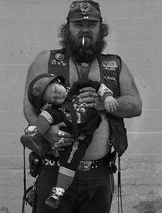 Sturgis, South Dakota - a family affair Biker News, Sturgis South Dakota, David Mann Art, Motorcycle Clubs, Biker Clubs, Motorcycle Quotes, Biker Baby, Hells Angels, Bobber Chopper