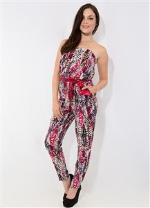 Maroon Print Jumpsuit Floral Jumpsuit, Printed Jumpsuit, Floral Dresses, Spring 2014, Rompers, Pants, Fashion, Trouser Pants, Moda