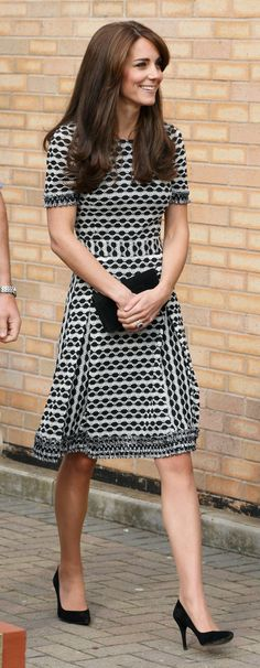 Learn How to Dress Like Kate Middleton