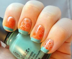 Adventures in LalaLand: Teal and Orange Wedding Skittles