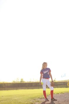 Softball senior pictures Buttercup photography