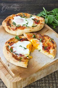 Breakfast Pizza | #f
