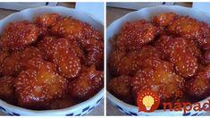 Čínske sladko-ostré kuriatko so sezamom, za minútku hotové: Omnoho jednoduchšie, ako si myslíte a strašne dobré! Chicken Wings, Meat, Ethnic Recipes, Beef, Buffalo Wings