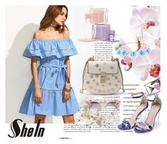 """""""Shein 8"""" by aida-1999 ❤ liked on Polyvore featuring Jimmy Choo"""