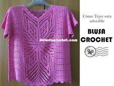 Bolero espléndido al crochet Crochet Baby Poncho, Crochet Beach Dress, Baby Hat Knitting Pattern, Crochet Skirts, Crochet Blouse, Crochet Crop Top, Diy Crochet, Crochet Clothes, Crochet Bikini