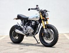 Custom Motorcycle Workshop, Gallery and Coffeeshop Motorcycle Workshop, Tracker Motorcycle, Street Scrambler, Triumph Scrambler, Custom Motorcycles, Custom Bikes, Ducati, Yamaha, Honda Cb250