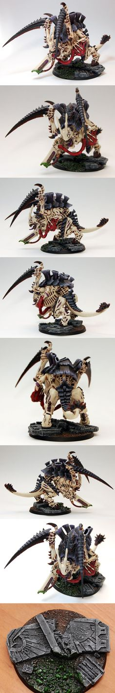 Tyranids Carnifex #2