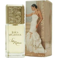 Jessica Mc Clintock Silk Ribbons By Jessica Mcclintock For Women. Eau De Parfum Spray 3.4 oz. Packaging for this product may vary from that shown in the image above. This item is not for sale in Catalina Island.