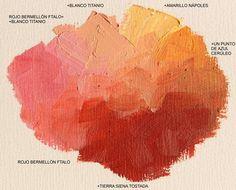 Colores carne