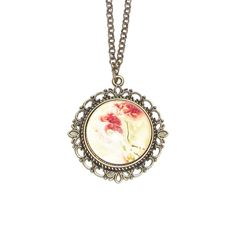 Vintage roses Vintage Roses, Pendant Necklace, Jewelry, Fashion, Moda, Jewlery, Jewerly, Fashion Styles, Schmuck