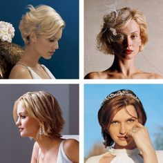 For short hairstyles. Always looking for new ideas. Sometimes short hair is less fun styling-wise.
