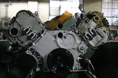 Are you a mechanic? Interested in providing engine remanufacturing services for your customers? Outsource your work to #ModernEngine  Featured Engine: BMW – 07'-08' – 650I