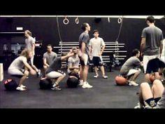 ▶ Kraków Lacrosse Kings - Przygotowanie fizyczne w Centrum Treningowym 72D - YouTube