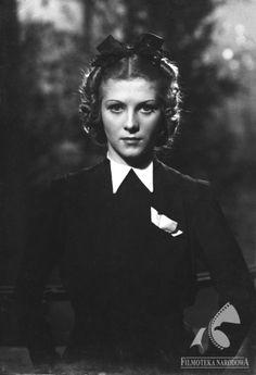 Stanisława Stępniówna / Włóczęgi / polski film komediowy / 1939 / reż. Michał Waszyński